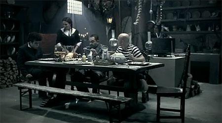 Addams Family FAMILIA MATA